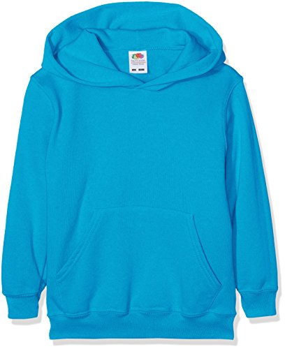 Fruit of the Loom Baby Pull-Over Classic Hooded Sweat