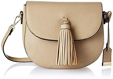 Van Heusen Spring-Summer 2019 Women's Sling Bag (Beige)