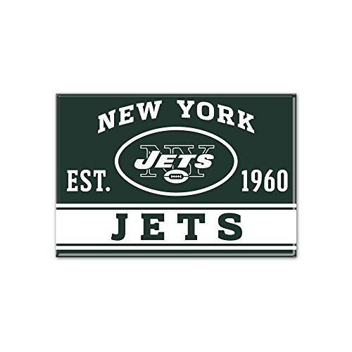 Wincraft NFL New York Jets Metall Magnet