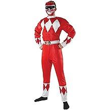 Disfraz Power Rangers? rojo adulto - L