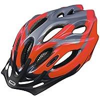 Abus Aduro Grey-Red Fahrradhelm MTB-Helm Skatehelm 2015 versch. Größen OVP