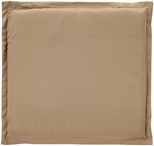 Ambientehome Coussin Coussin pour chaise, Beige (Beige) -