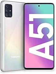 Samsung Galaxy A51 Sm-A515F Smartfon, Bialy, 128Gb