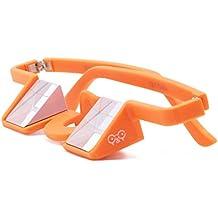 Y&Y Gafas de aseguramiento Plasfun (Naranja)