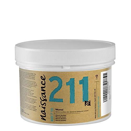Naissance Aceite Macerado Monoi 250g - 100% natural