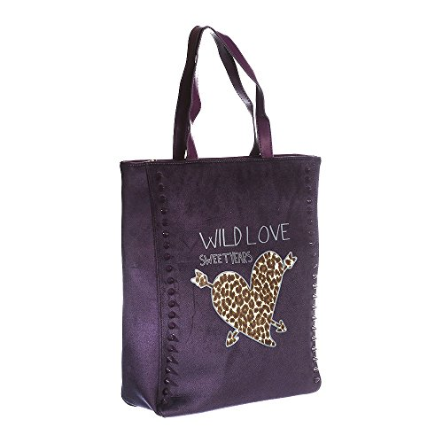 Sweet Years Borsa Donna - Mod. 2446 TENDER Viola