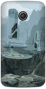 APE Designer Back Cover for Motrola Moto E