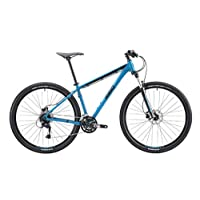 "REID Unisex Adult Xenon 29"", M Mountain Bike 43cm - Teal, 130 x 40 x 20"