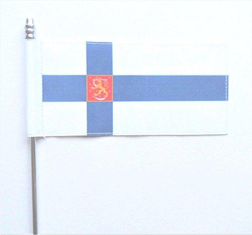 Bandera de mesa de Finlandia Estado final