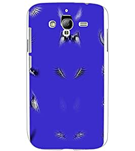 SAMSUNG GALAXY GRAND NEO WINGS Back Cover by PRINTSWAG