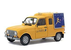 Solido 1802203 - Coche en Miniatura, Color Amarillo y Azul