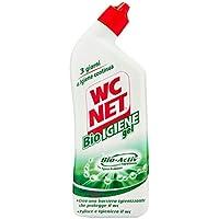 WC Net Bio Igiene Gel Bio-Activ con Agenti Probiotici, Pulisce e Igienizza il WC - 700 ml