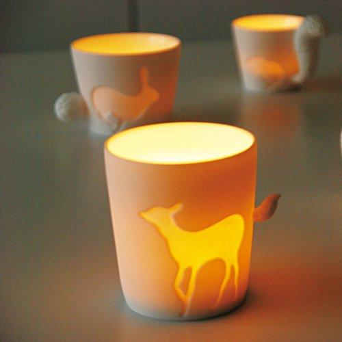 Tasse - Teebecher - Mugtail - Katze - Teelicht - 7