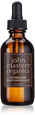 John Masters Organics pomegranate facial nourishing oil, Gesichtsöl, 59 ml