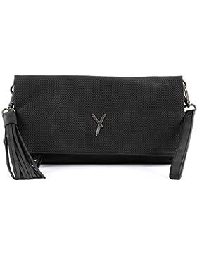 Suri Frey Romy Clutch/Handtasche Tasche 30 cm Schwarz