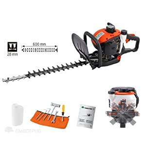 TIMBERPRO 26cc Petrol Powered Hedge Trimmer with 24