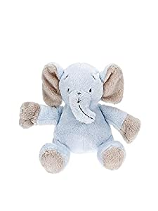 New Baby Boy Soft Toy Little Blue Elephant Suitable for New born