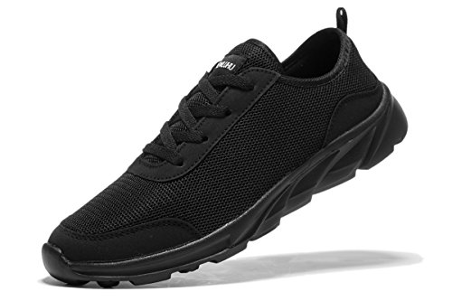 newluhu-mens-trainers-gym-walking-trainers-fitness-lightweight-sports-running-shoes-10uk-45eu-black