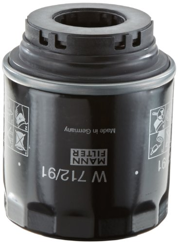 """Mann Filter W71291 Ölfilter -vom Hersteller eingestellt \""""vom Hersteller eingestellt \"""""""