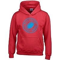 T-Shirtshock - Felpa hoodie bambino TRUG0154 beach rugby2 logo