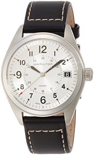 Hamilton Reloj Analogico para Hombre de Cuarzo con Correa en Cuero H68551753