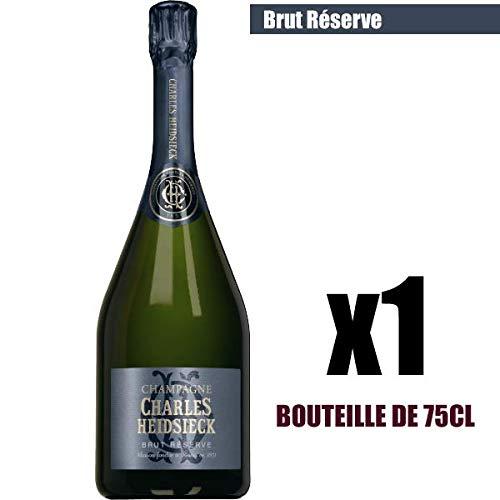 Charles Heidsieck Champagne Brut Réserve (1 x 0.75 l) -