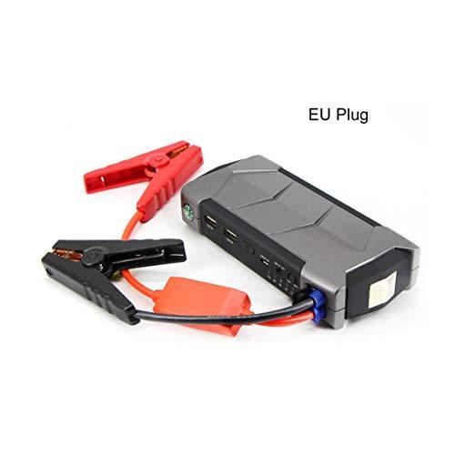 A7 Multifunktions-Jump Starter 12V 13800mAh beweglichen Auto-Battery Booster Charger Booster-Energien-Bank Startgerät (Farbe: Grau)