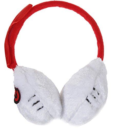 Hello kitty Mädchen Ohrenschützer rot rot -
