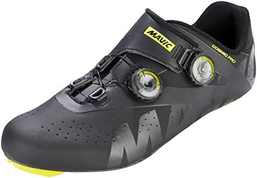 Mavic Cosmic Pro Rennrad Fahrrad Schuhe schwarz/gelb 2019: Größe: 44