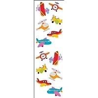 Mrs Grossman Stickers-Chubby Airplanes