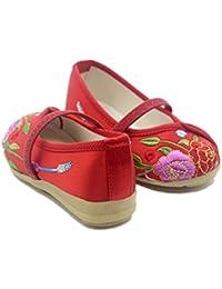 Tianrui Crown - Sandali da ragazza' , rosso (rosso), 26 EU