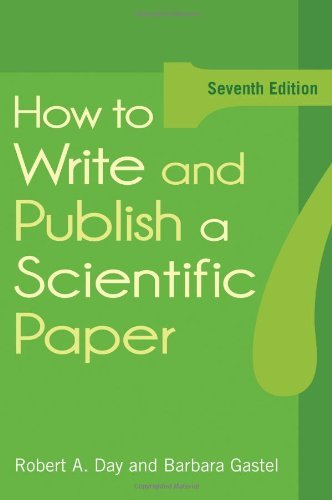 How to Write and Publish a Scientific Paper (English Edition)