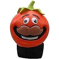 NSSZ Tomatenmaske Weihnachten Haube COS Spiel Zubehör Kleidung Tasche Schlüsselanhänger Requisiten