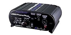 ART USB Phono Plus PS Phono/Line Pre-Amplifier with USB