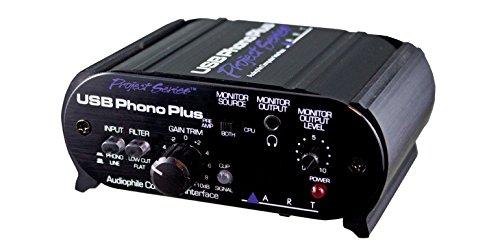 Art USB Phono Plus PS Phono/Line Vorverstärker mit USB