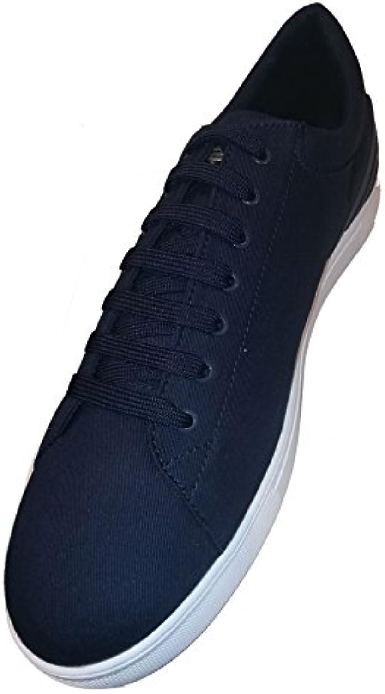 WEDDINESS Herren Sneaker Blau Marineblau  Billig und erschwinglich Im Verkauf