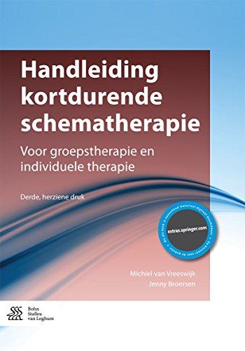 Handleiding kortdurende schematherapie: Voor groepstherapie ...