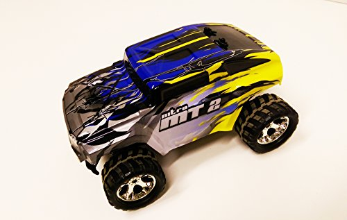 116-NQD-24G-Remote-Control-RC-Devil-Boy-NITRO-MT2-Off-Road-Baja-Monster-Truck-Buggy