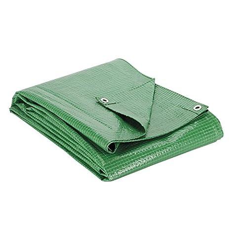 Cogex 82683 Bâche armée 1,5 x 6 Vert