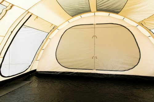 CampFeuer-Tunnel-Tent-6-Person-Sand-5000-mm