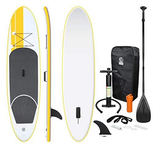 ECD Germany Tabla Hinchable Paddle Surf/SUP - Stand up paddle board -...