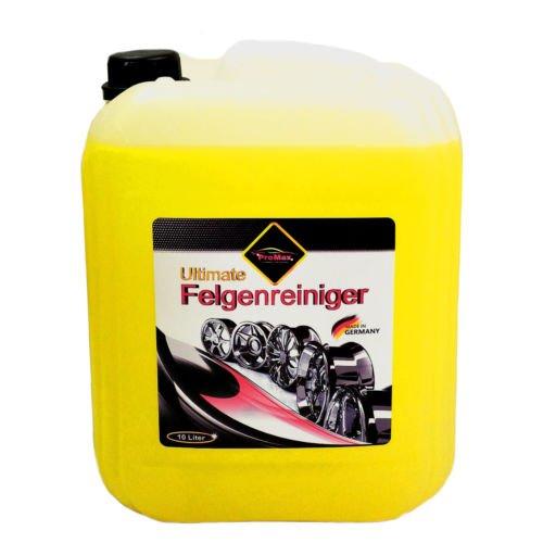 10 Liter ProMax Felgenreiniger Alufelgenreiniger gewerblicher Felgenreiniger