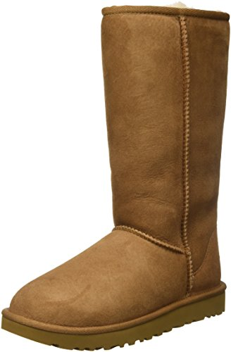 ugg-australia-classic-tall-womens-shearling-boots-brown-chestnut-55-uk-38-eu