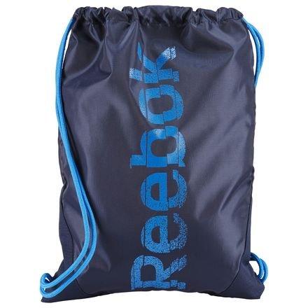 Reebok  Sporttasche Essentials Gymsack Blau