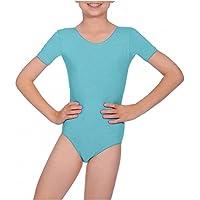 1986d7511 Amazon.co.uk  Turquoise - Leotards   Girls  Sports   Outdoors