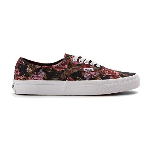 Vans Authentic, Baskets Basses Mixte Adulte (moody floral)