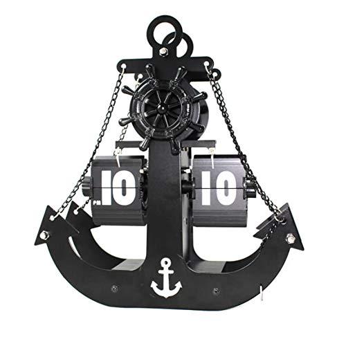Jasmine Lei Pirate en Forme de Bateau Automatique Page de Tournage horloges sont adaptés pour Les Maisons, Les Bureaux ou Les Entreprises