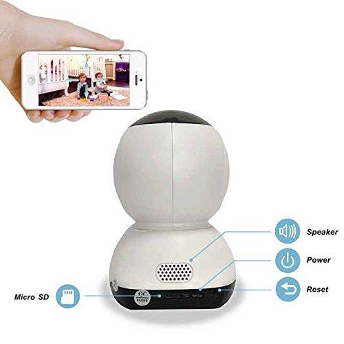 Wireless Home Security Indoor Überwachungskamera,Sicherheitskamera ...