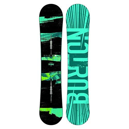 BURTON RIPCORD 2nd Snowboard 2018, 154 (Burton Snowboard-anfänger)