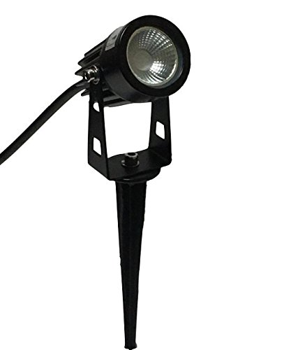 Landscape Lighting Classes: 3w LED Outdoor Garden Light Ground Spike And Wall Mounting